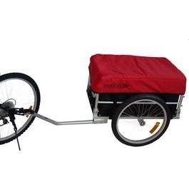 Remorque vélo remorque bagages alu - Achat remorque vélo remorque bagages alu