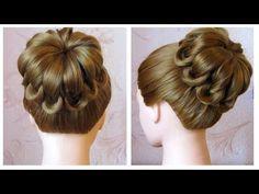 Frisuren/Flechtfrisuren/Zopffrisuren für mittel Haare/lange Haare selber machen. Hier zeige ich Euch eine originelle Flechtfrisur. Diese Frisur gilt auch als...