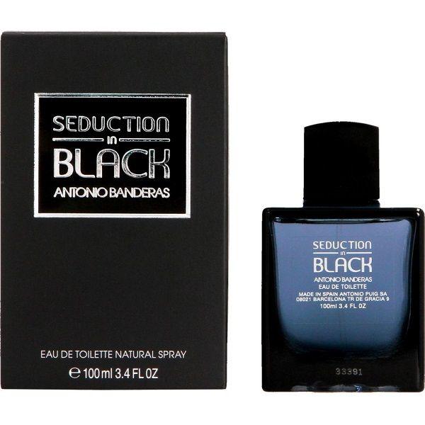 ANTONIO BANDERAS BLACK SEDUCTION EDT 100