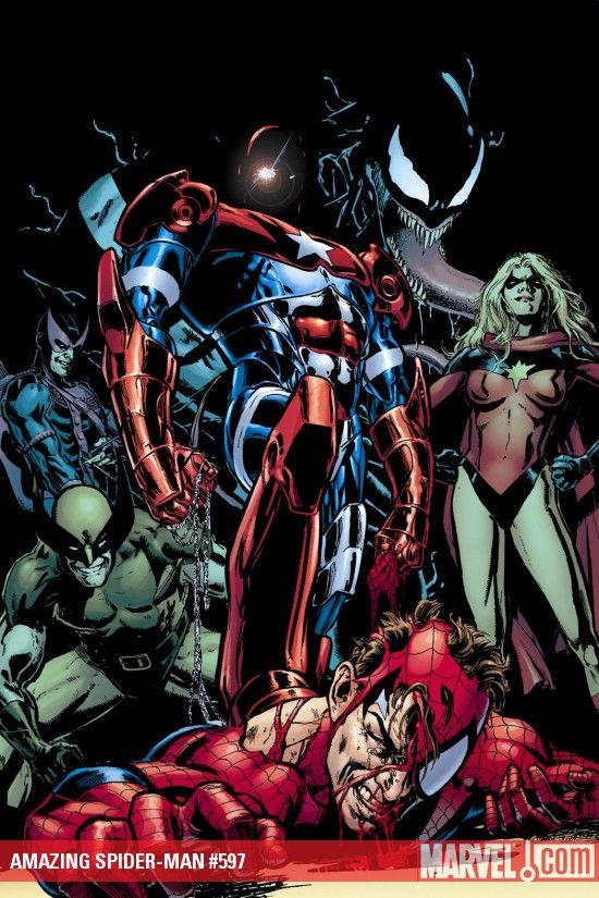 Spider-Man vs. The Dark Avengers