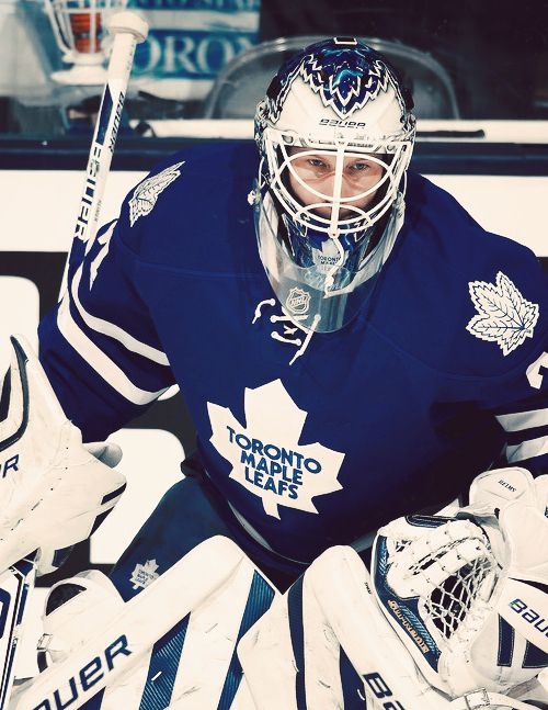 James Reimer, Toronto Maple Leafs (Source: withglowinghearts- / Tumblr)
