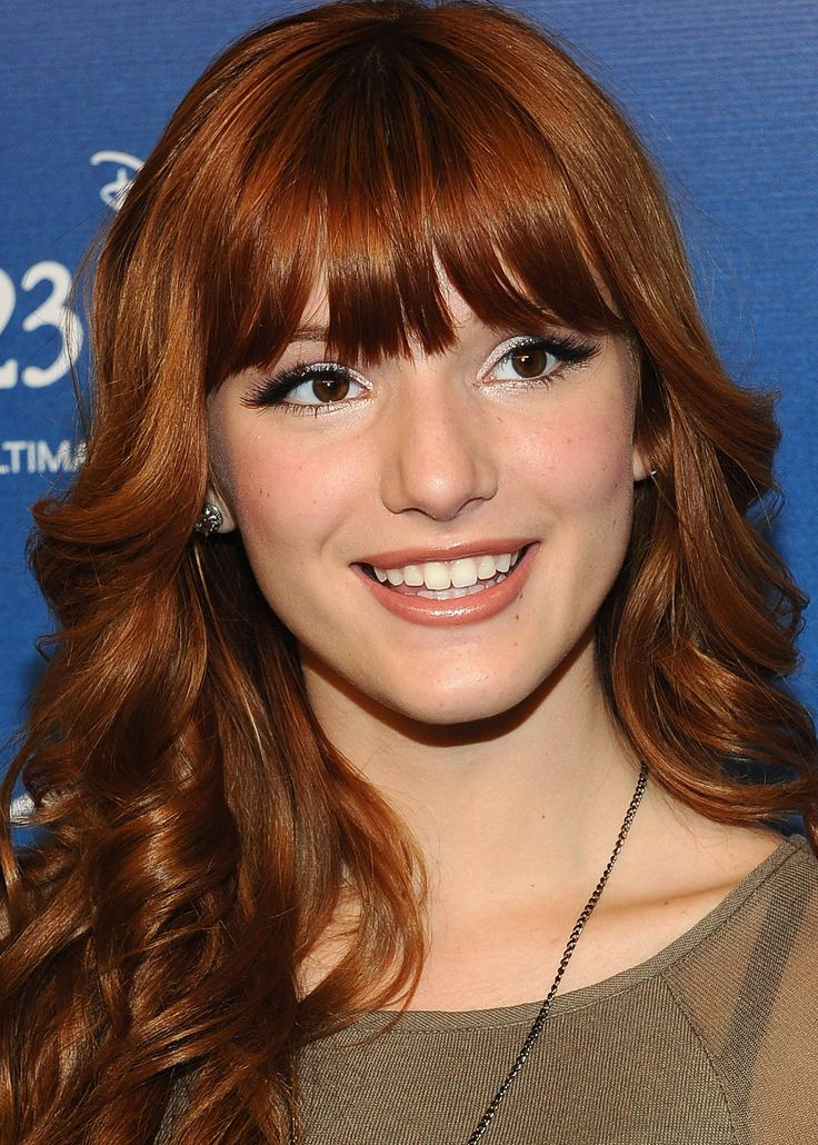 17 Best images about Copper colours on Pinterest  Heart braid, Bangs and Copper hair