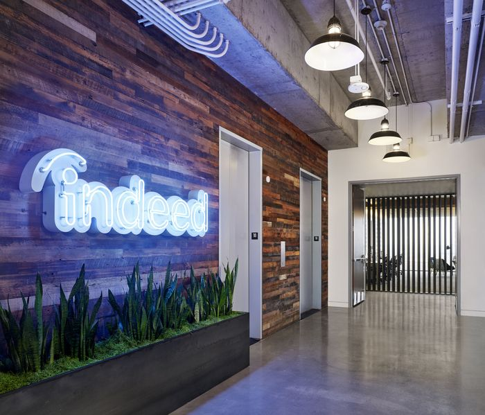 Commercial Flooring Companies Austin Texas: Office Tour: Indeed Downtown Offices €� Austin
