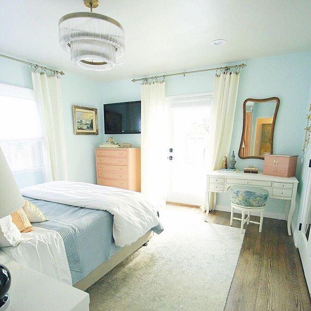 Brilliant Interior Paint Color Schemes: 113 Best Bedroom Inspiration Images On Pinterest