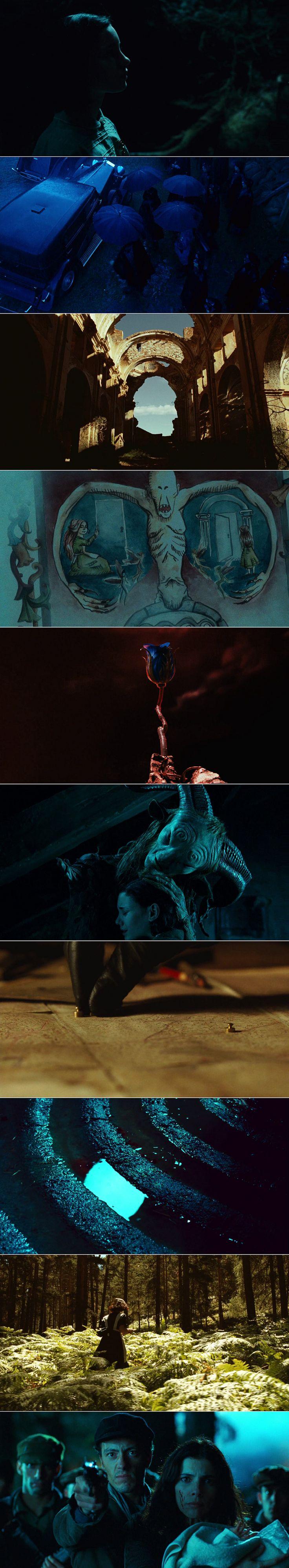 El laberinto del fauno (2006) dir. Guillermo del Toro