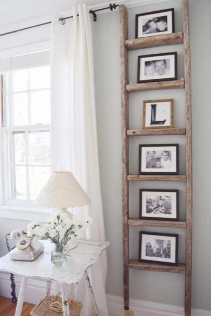 30 Enchanting Farmhouse Living Room Design And Decor Ideas For