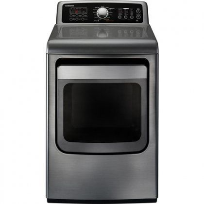 Samsung DV5471AEP 7.4 Cu. Ft. Platinum With Steam Cycle Electric Front Load Dryer           $ 1,199.00 Dryers Product Features 13 Dry Cycles Steam/Wrinkle Free Cycles 5 Temperature Settings Stainless Steel Drum Dryers Product Description 74 Cu Ft Capacity Electric Dryer  http://www.bestwashersdryers.com/samsung-dv5471aep-7-4-cu-ft-platinum-with-steam-cycle-electric-front-load-dryer-9/