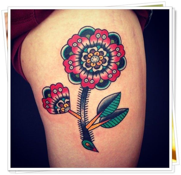Tattoo For Self Harm Would So Get This On My Right Thigh: 100 Best Images About Tatuagens Femininas On Pinterest