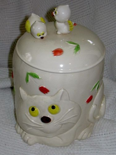 57 Best Vintage Cookie Jars Images On Pinterest Vintage