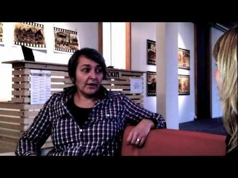 Alexandra Zvekan - coworkerin - #coworkingZUG - http://joody.tv/2012-01/aleksz-coworkerin/
