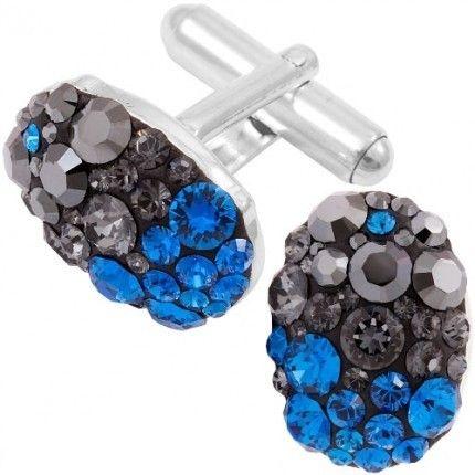 Cadoul ideal pentru sotul sau iubitul tau: butoni cu cristale swarovski http://www.bijuteriifrumoase.ro/cumpara/butoni-chaton-oval-18-fl-2443