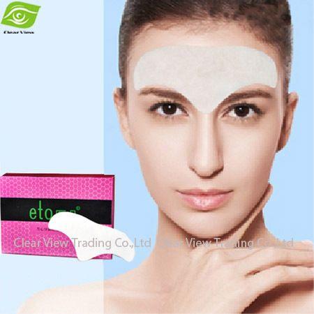10 шт./кор. лоб против морщин наклейки против старения маска для лица лоб лифтинг-маска маска для лица, уход за кожей лица