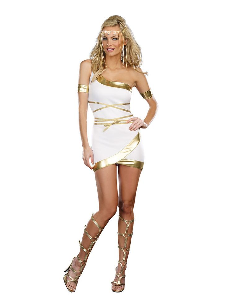 Best 25 greek goddess halloween costume ideas on pinterest toga sexy womens worship me greek goddess halloween costume party dress cosplay solutioingenieria Gallery
