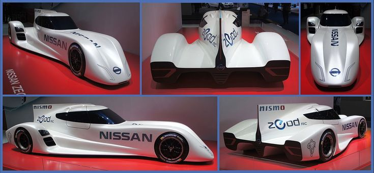#Nissan ZEOD RC Forrás/source: Wikipedia