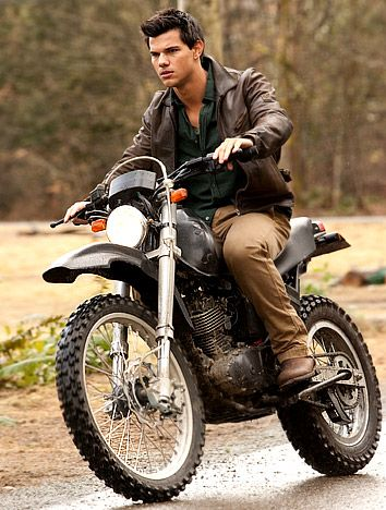 Taylor Lautner as Jacob (Twilight)