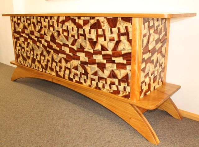 Strata Cabinet by Peter Cholmondeley 2010