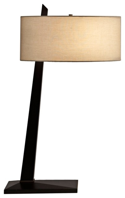 Asian Nova Tilt Table Lamp. Can.not.wait for these to arrive.