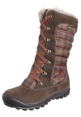 Timberland - MOUNT HOLLY - Winter boots - brown £110