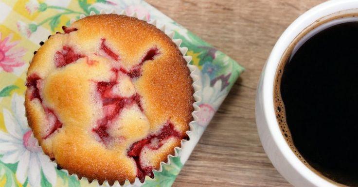 Il est sain et délicieux! Et il contient que 71 calories et presque 4 g de protéines par muffin!