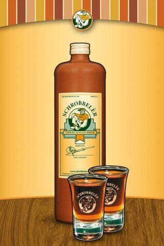 Tilburg's liquor Schrobbeller