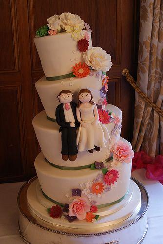 Fresh Garten Hochzeitstorten Gartenhochzeiten Tiered Kuchen Amazing Cakes Cake Wedding Party Wedding Summer Wedding Summer Garden Eat Cake