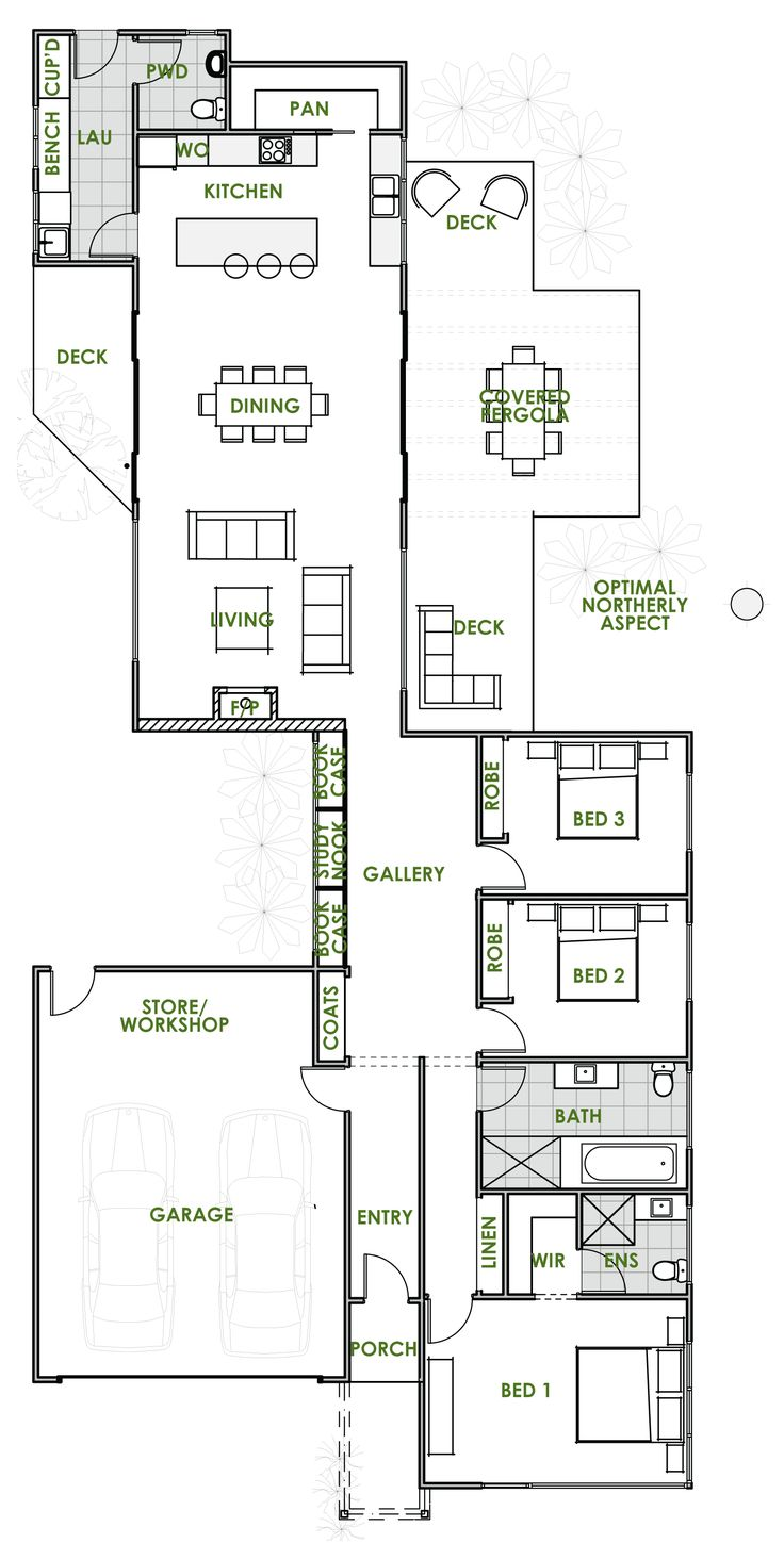 Energy Efficient Home Design Queensland 422 Best Floor Plans Single Images  On Pinterest House Floor