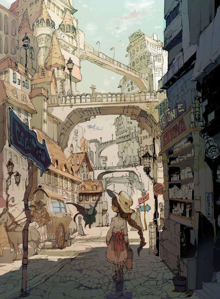 Animation, Concept Art, Models Sheets, etc. usuarios online All works published