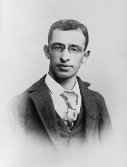 Alexander Berkman (November 21, 1870 – June 28, 1936),  a leading member of the anarchist movement in the early 20th century.