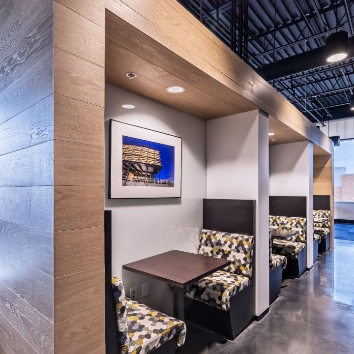 Crawford Hoying Corporate Office by Kelly Eyink at M+A Architects, Dublin – Ohio » Retail Design Blog