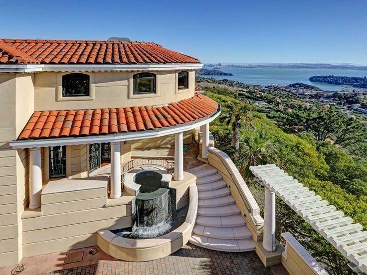 133 sugarloaf drive tiburon california 94920 single family for San francisco real estate luxury