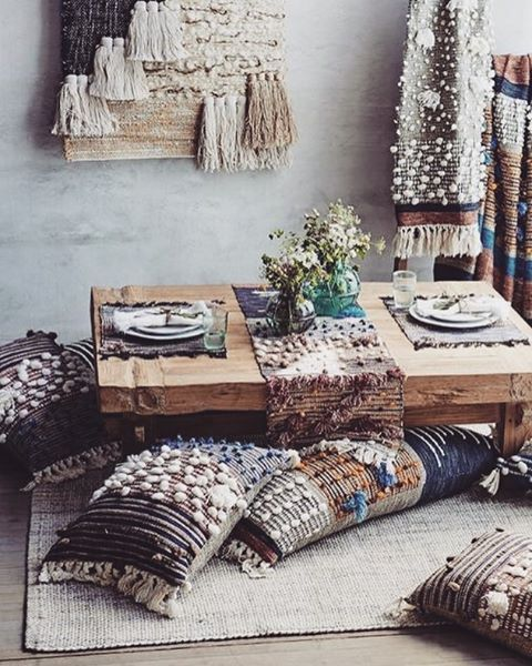 You Need To See This Boho Chic Home Decor Collaboration