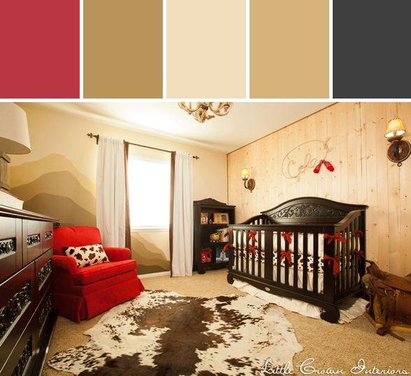 Western Decor Paint: 17 Best Images About Color Scheme