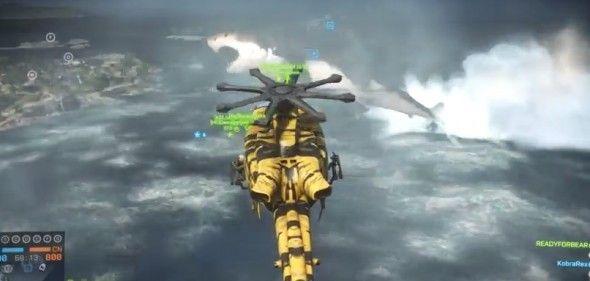 Jogadores encontram tubarão pré-histórico em Battlefield 4