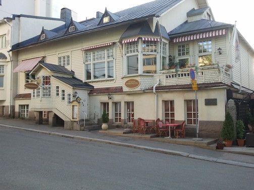 Restaurant Piparkakkutalo - Hämeenlinna