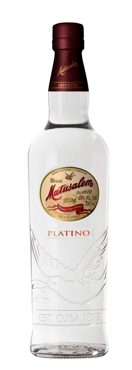 Matusalem Rum - Platino & a drop or two of bitters .......   FOR THE ABSOLUTE BEST CLASSIC MOJITOS!