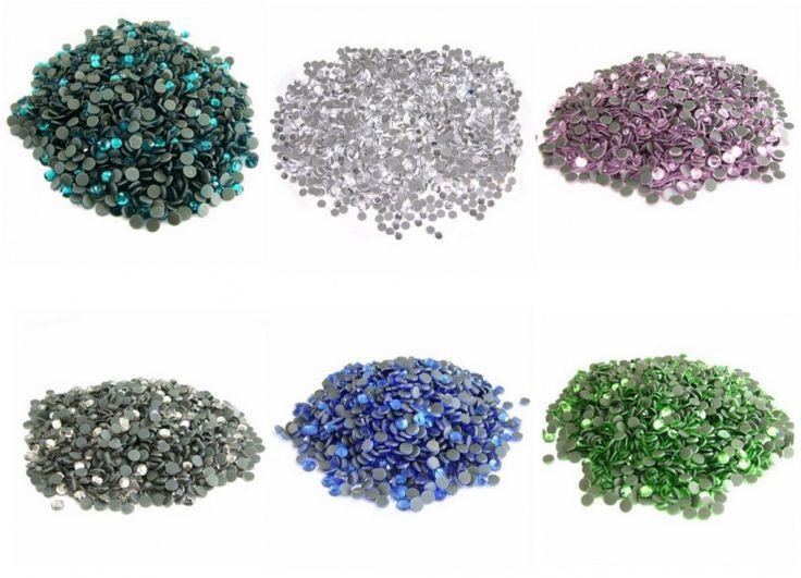 Hotfix DMC Stones