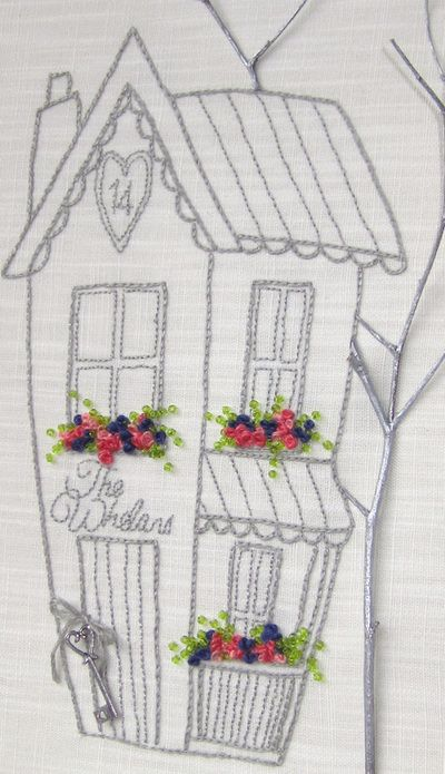 Embroidery - My Site