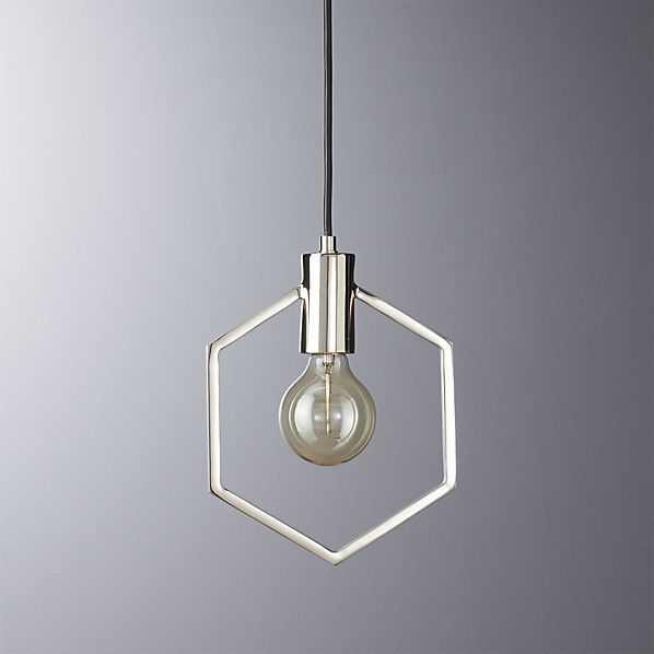 Best 25+ Silver Pendant Lights Ideas On Pinterest