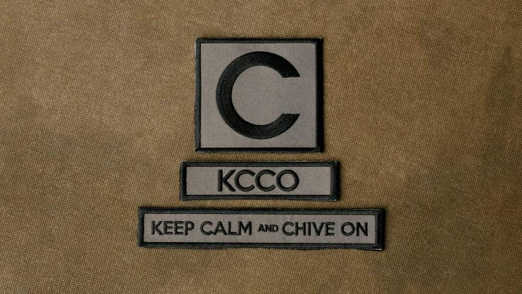 theCHIVE Tactical Patches 3-Pack
