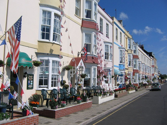 Festive Weymouth by *Feather*, via Flickr