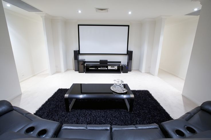 23 best Home Theater Designs images on Pinterest | Home theaters ...