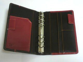 【HZK Leather】牛革システム手帳・バインダー カスタマイズ・オーダーメイドも承ります