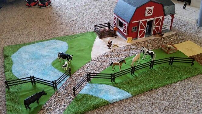 Farm play model