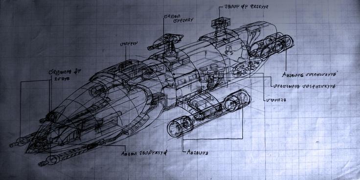 Catarsis Class Cruiser