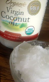 Coconut Oil Face Moisturizer...read the comments for more info too