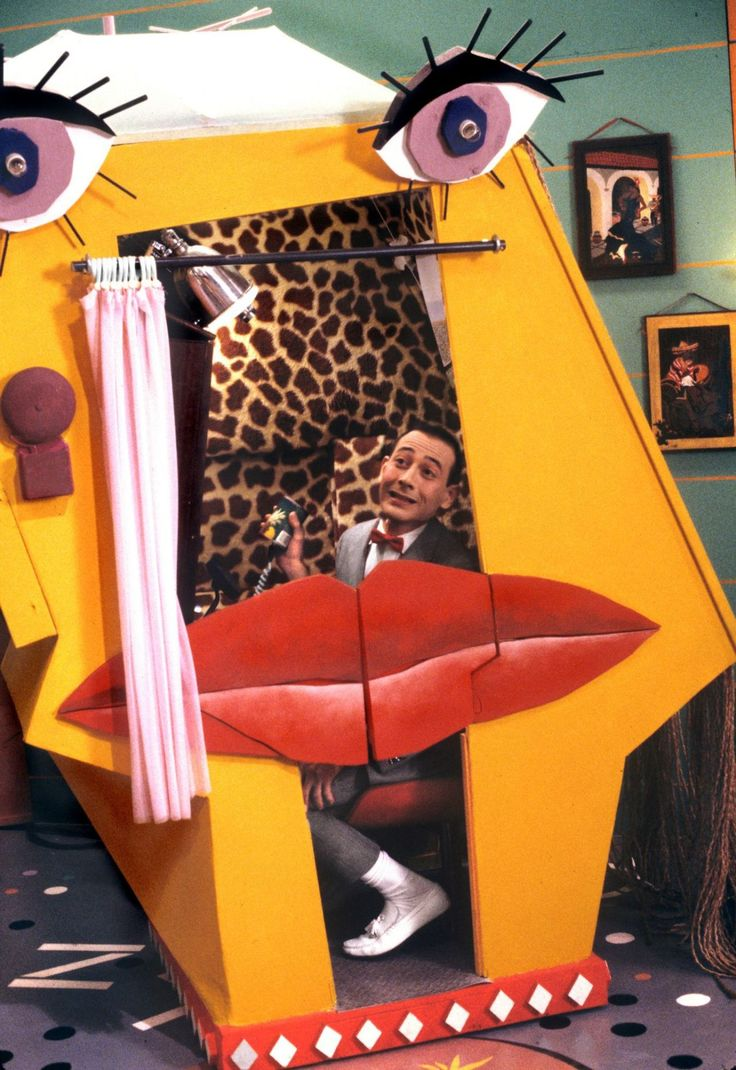 """""""Pee-wee's Playhouse"""" was one of those pop culture phenoms that is hard to capture in words."""