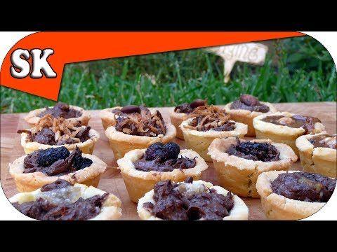 GLUTEN FREE NUTELLA TASSIE TARTS - Valentine Chocolate Treats - YouTube