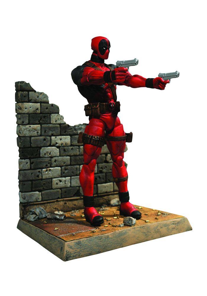Marvel Select Deadpool Figure