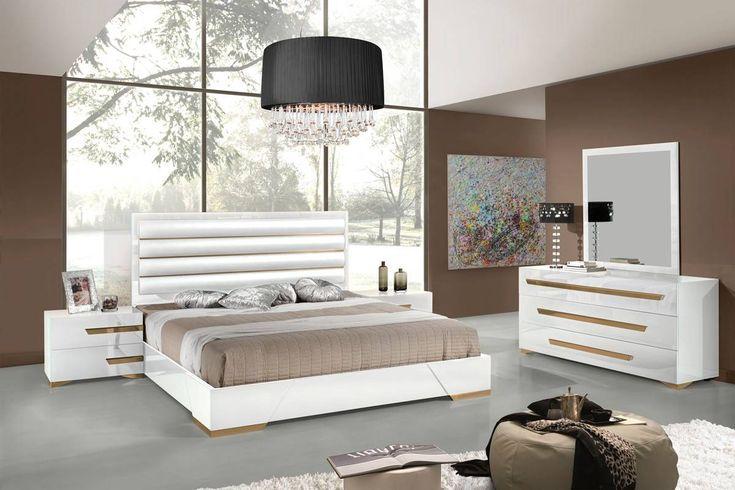 Italienische Betten Schlafzimmer design, Modernes