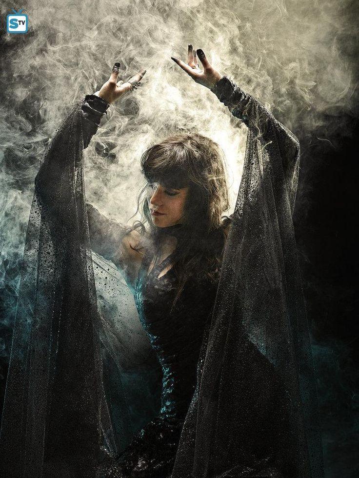 "Emerald City S1 Ana Ularu as ""West"""